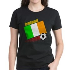 Ireland Soccer Team Tee
