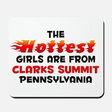 Hot Girls: Clarks Summi, PA Mousepad