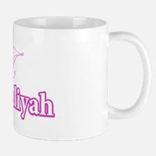 Aaliyah Mug