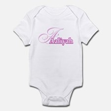 Aaliyah Infant Bodysuit