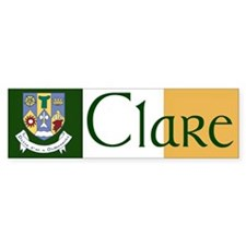 County Clare Bumper Bumper Sticker