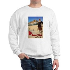 Ski Squaw Valley Sweatshirt