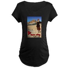 Ski Squaw Valley T-Shirt