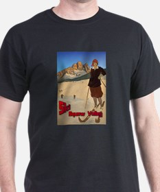Ski Squaw Valley T-Shirt