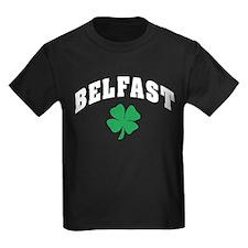 Belfast Ireland T