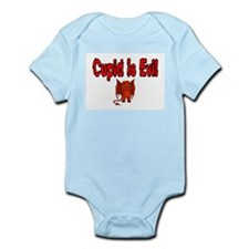 Cupid Evil Infant Bodysuit