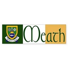 County Meath Bumper Bumper Sticker
