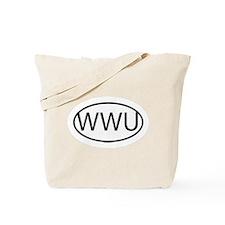WWU Tote Bag