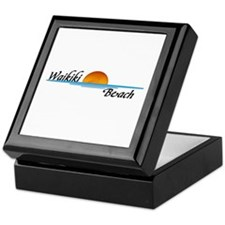 Waikiki Beach Sunset Keepsake Box