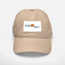 Waikiki Beach Sunset Baseball Baseball Cap