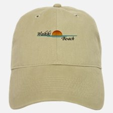 Waikiki Beach Sunset Cap