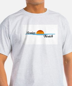 Venice Beach Sunset T-Shirt