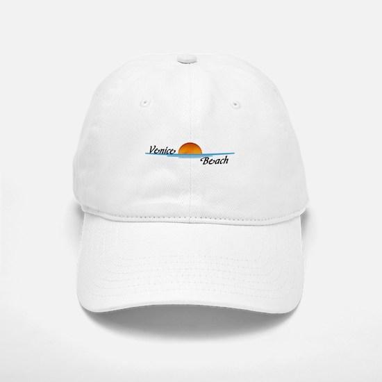 Venice Beach Sunset Baseball Baseball Cap