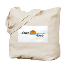 Outer Banks Sunset Tote Bag