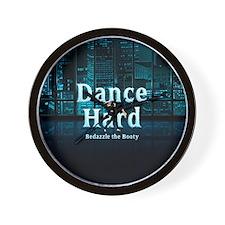 TOP Dance Hard Wall Clock