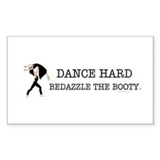 TOP Dance Hard Decal