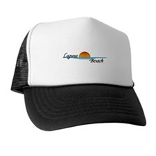 Laguna Beach Sunset Trucker Hat