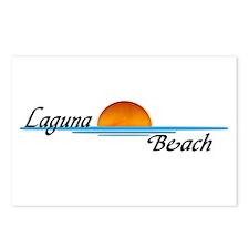 Laguna Beach Sunset Postcards (Package of 8)
