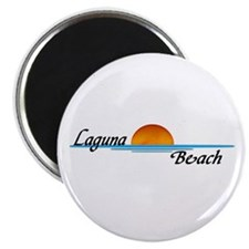 Laguna Beach Sunset Magnet