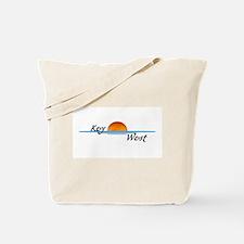 Key West Sunset Tote Bag