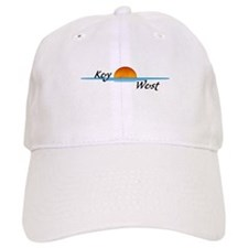Key West Sunset Baseball Cap