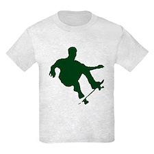 BOARDER IN GREEN T-Shirt