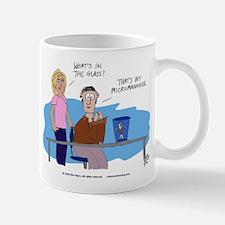"""""""Micromanager"""" Mug"""