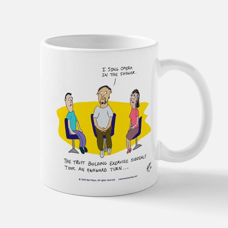 """Trust"" Mug"