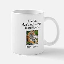 Tatiana the Tiger Mug