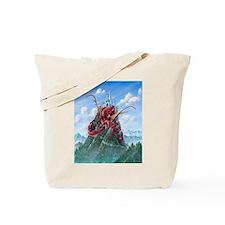 Funny Winter queen Tote Bag