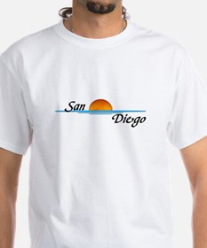San Diego Sunset Shirt