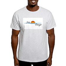 San Diego Sunset T-Shirt