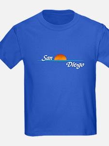 San Diego Sunset T