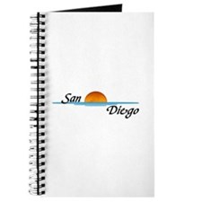 San Diego Sunset Journal