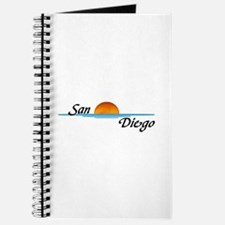 San Diego Sunset Journal