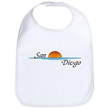 San Diego Sunset Bib