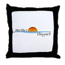 Martha's Vineyard Throw Pillow