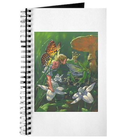 Frog Prince Fae Journal