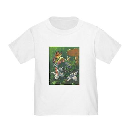 Frog Prince Fae Toddler T-Shirt