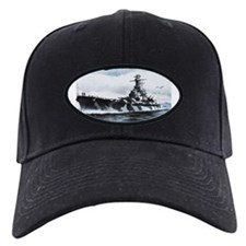 USS Alabama Ship's Image Baseball Hat