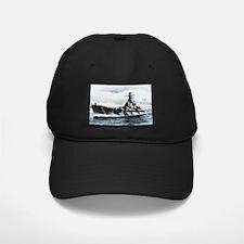 USS Alabama Ship's Image Baseball Hat