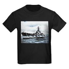 USS Alabama Ship's Image T