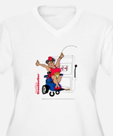 Gambling Grandmother T-Shirt