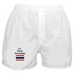 #1 Thai Grandpa Boxer Shorts