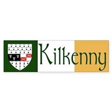 County Kilkenny Bumper Bumper Sticker