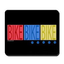 Bike Bike Bike Mousepad