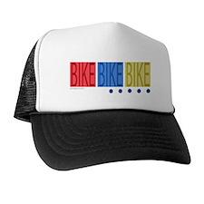 Bike Bike Bike Trucker Hat