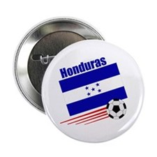 "Honduras Soccer Team 2.25"" Button (10 pack)"