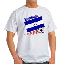Honduras Soccer Team T-Shirt