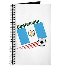 Guatemala Soccer Team Journal